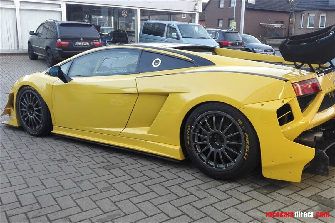 Lamborghini gallardo super trofeo for sale