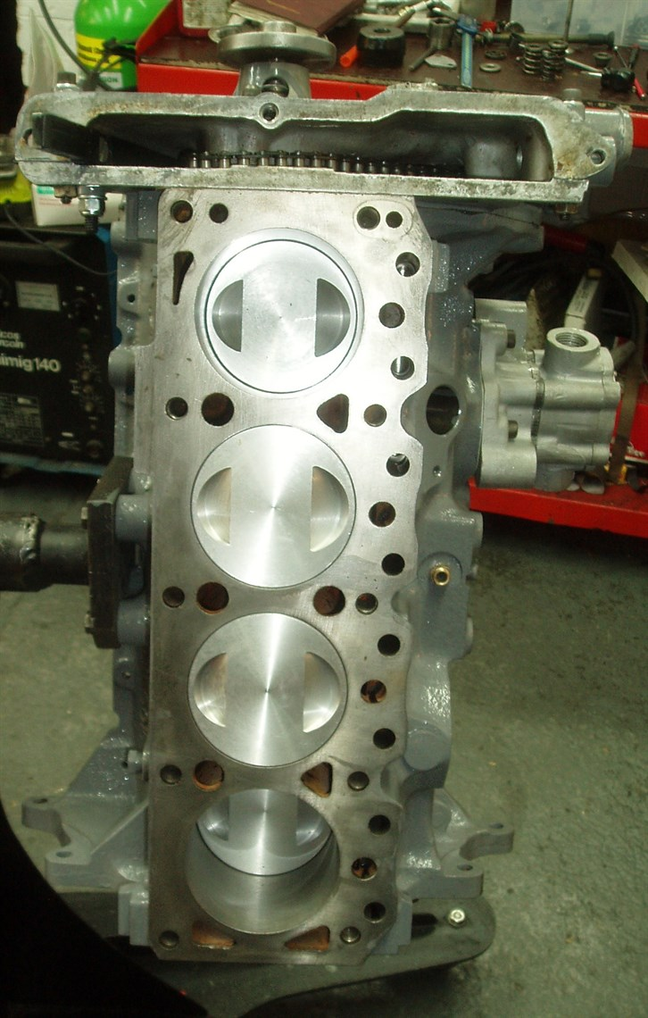 Racecarsdirect com - LOTUS TWIN CAM RACE ENGINE