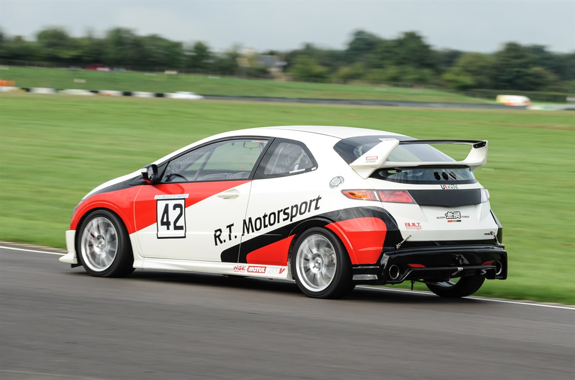 Honda Civic Typer Fn2 Race Car