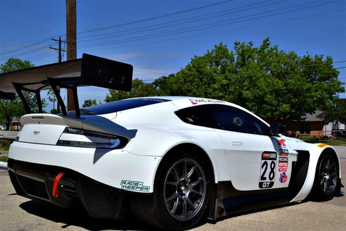 racecarsdirect - 2013 aston martin gt3 race car