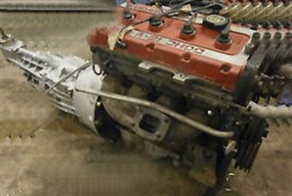 Racecarsdirect com - sierra cosworth engine and gearbox