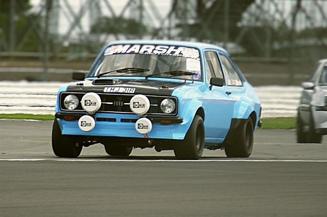 Racecarsdirect.com - Stunning Ford Escort mk2