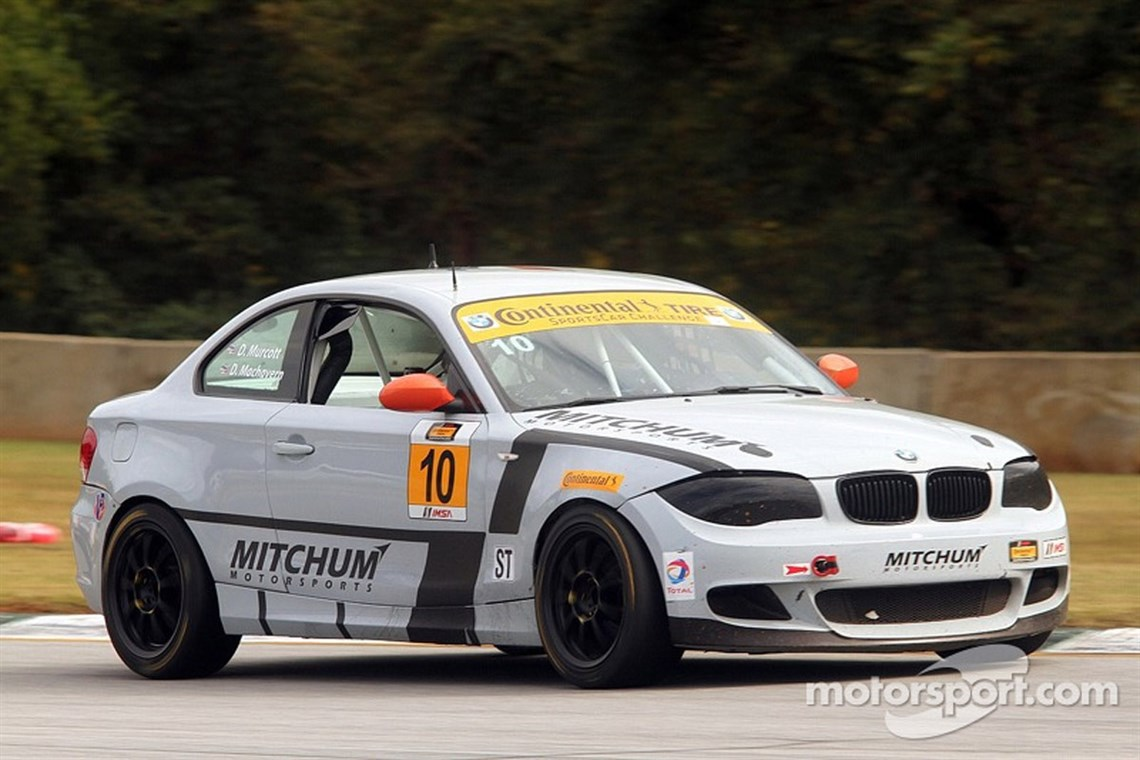 Racecarsdirect Com Mitchum Motorsports 10 Grand Am St Bmw 1 Series