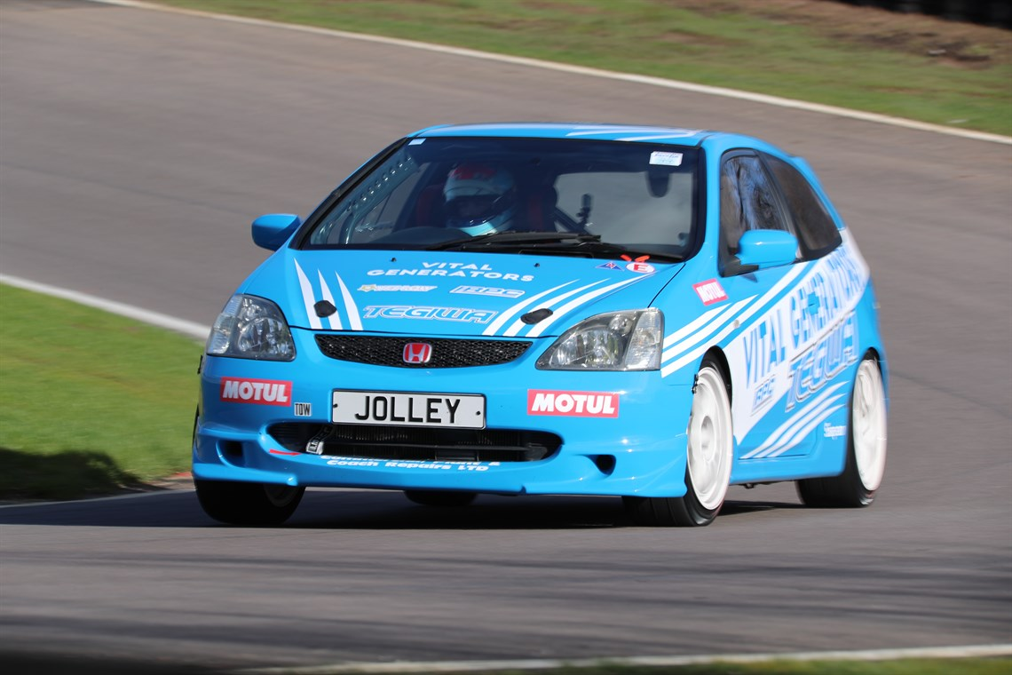 Honda Civic Typr R Civic Cup Race Car
