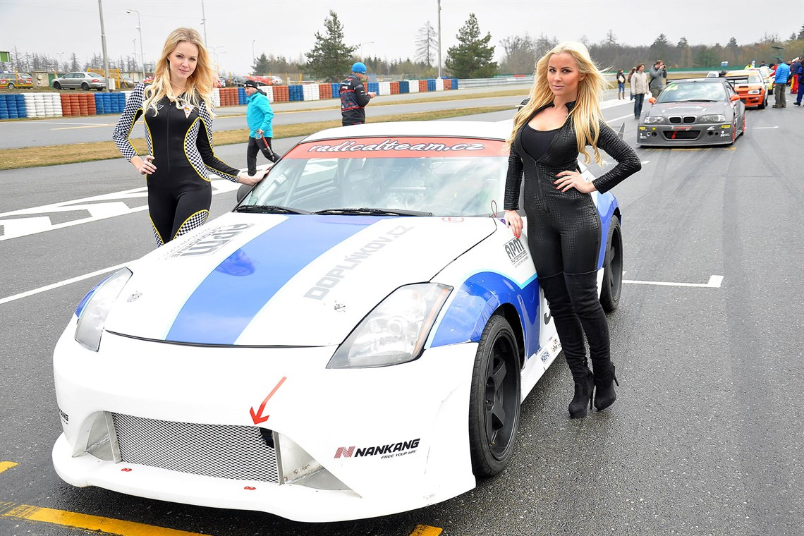Racecarsdirect.com - Nissan 350Z