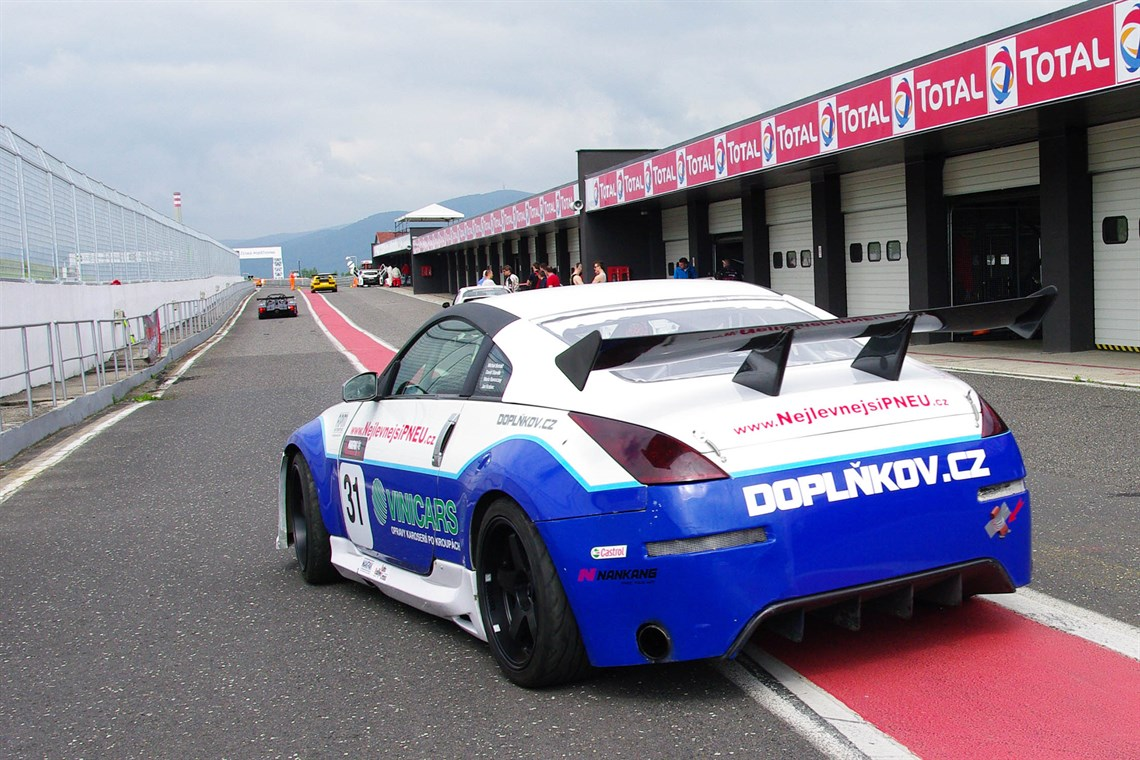 Racecarsdirect.com - Nissan 350Z