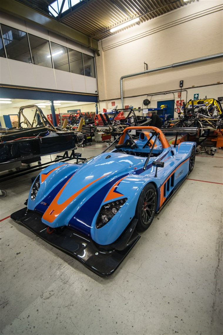 Racecarsdirect Com Radical Sr8 Rsx Special Edition