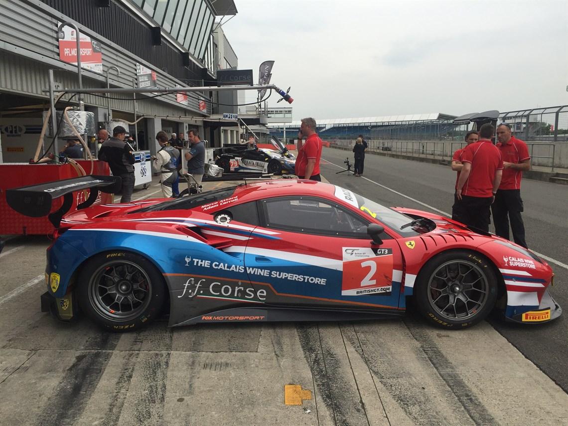 Racecarsdirect Com Ferrari 488 Gt3