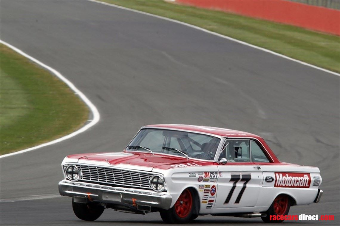 racecarsdirectcom fia historic  ford falcon sprint race car