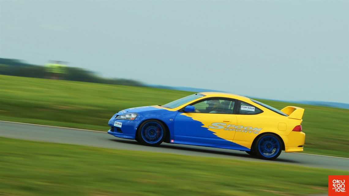 Racecarsdirect.com - Honda Integra DC5 Type R Race Car **Reduced to ...