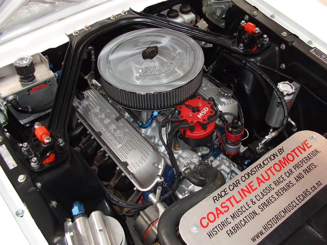 Racecarsdirect com - 65 Mustang Fastback Historic Race Car
