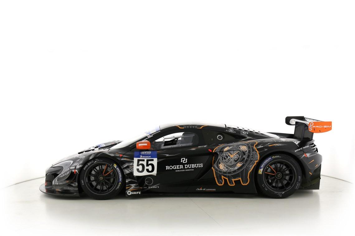Racecarsdirect.com - MCLAREN 650S GT3 *** SOLD ***