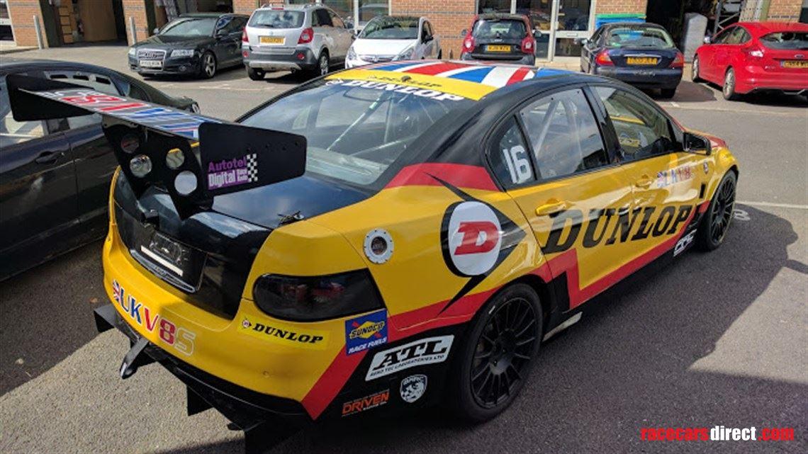 Racecarsdirect.com - 2009 Chevrolet CSV Lumina 6.2L V8 Super Touring ...