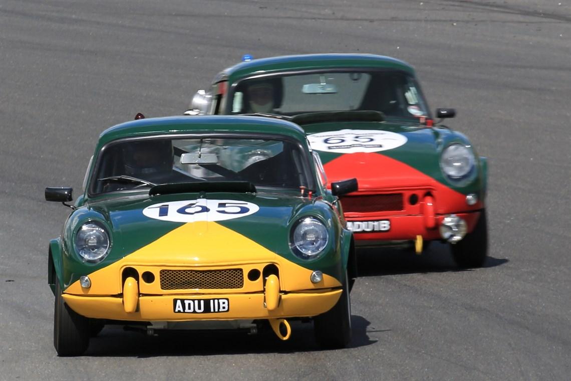 Racecarsdirect.com - Triumph Spitfire Le Mans Evocation
