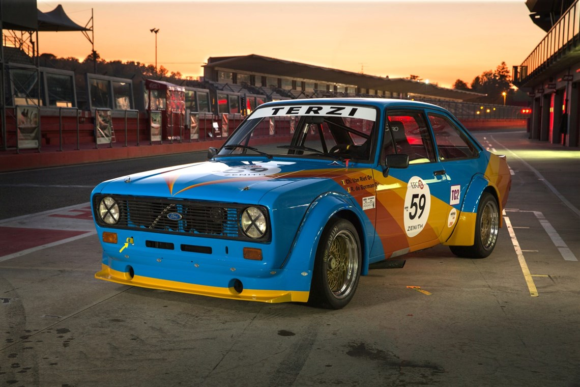 Racecarsdirect.com - Ford Escort mk2 RS1800 group 2 ex-Terzi (ITCC ...