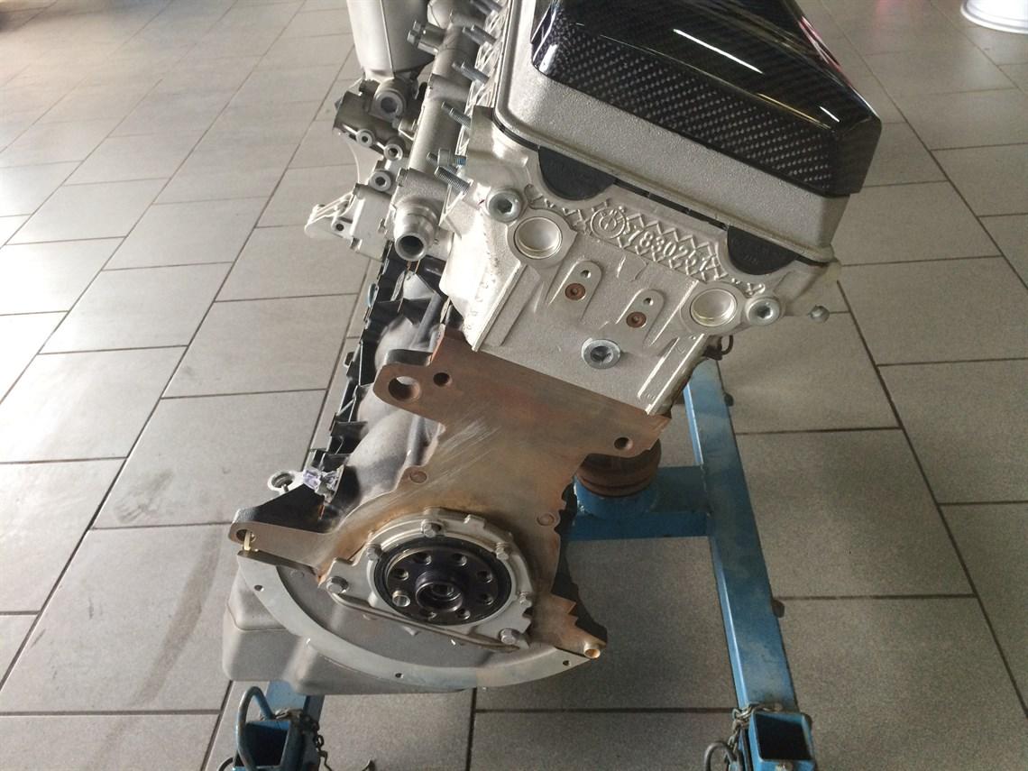 Racecarsdirect com - BMW E46 M3 Engine S54
