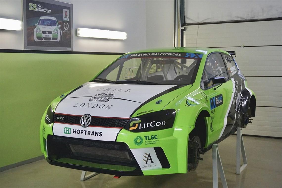 Racecarsdirect Com Vw Polo Mk5 Rallycross S1600