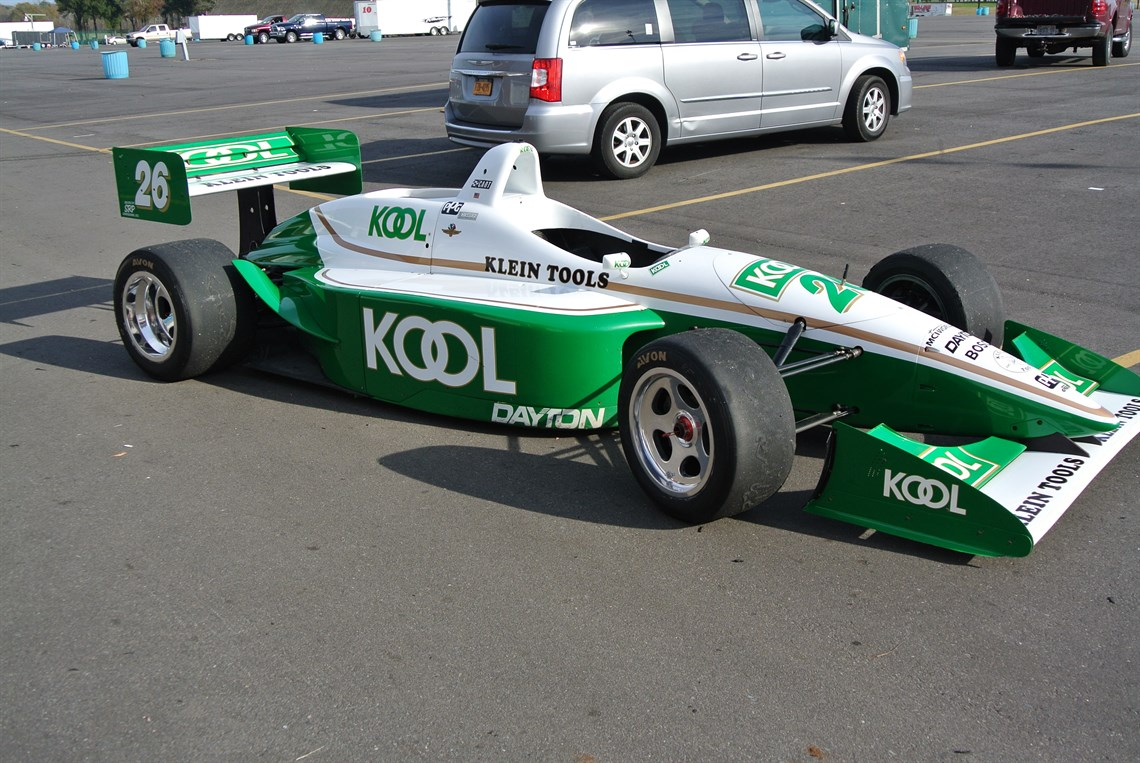 Racecarsdirect.com - Lola T97/20 Indy Lights Car