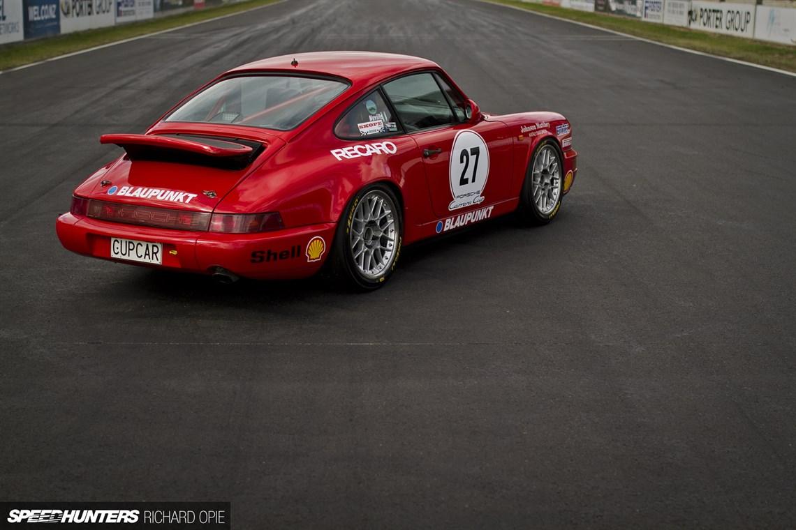 Car Auctions Gold Coast >> Racecarsdirect.com - Porsche 964 Cup Car 1990