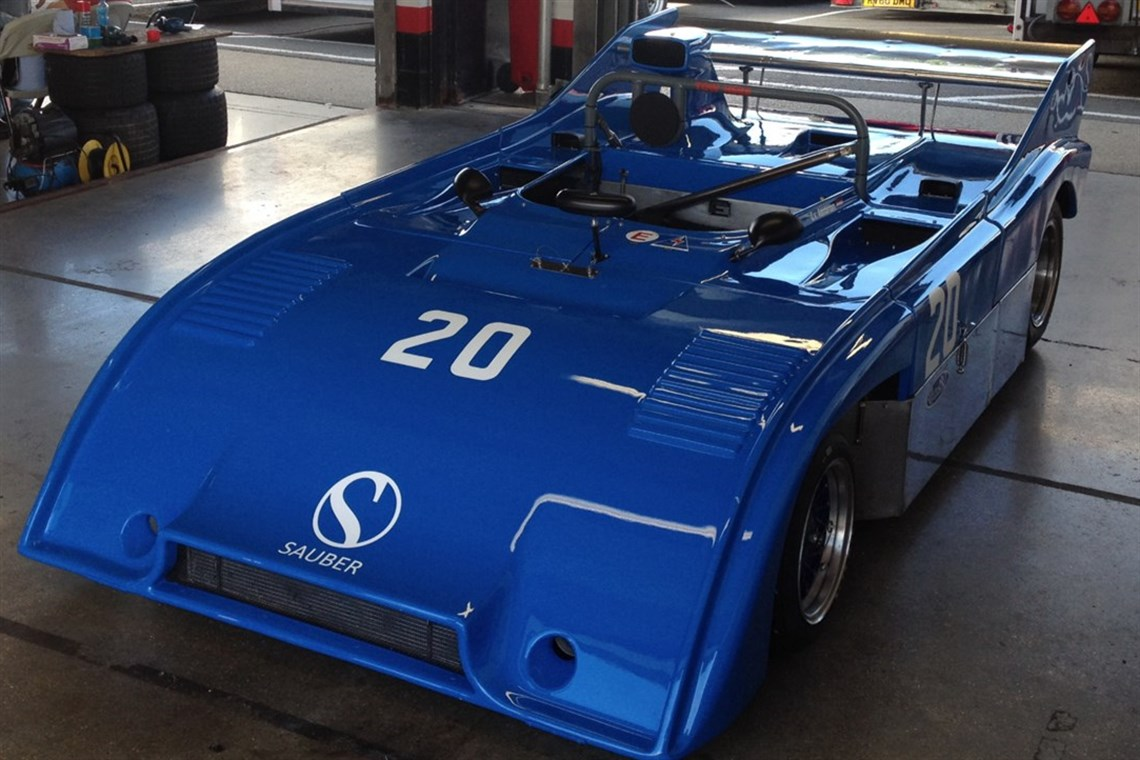 Racecarsdirect.com - Sauber C3 chassis 003 for sale.