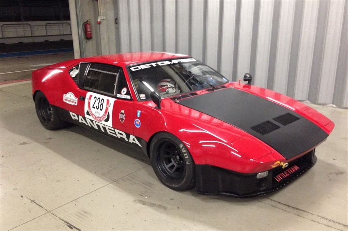 de tomaso pantera group 4 for sale. Black Bedroom Furniture Sets. Home Design Ideas