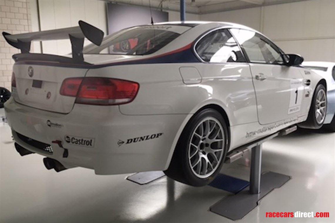 BMW Convertible bmw m3 gt4 Racecarsdirect.com - BMW M3 GT4