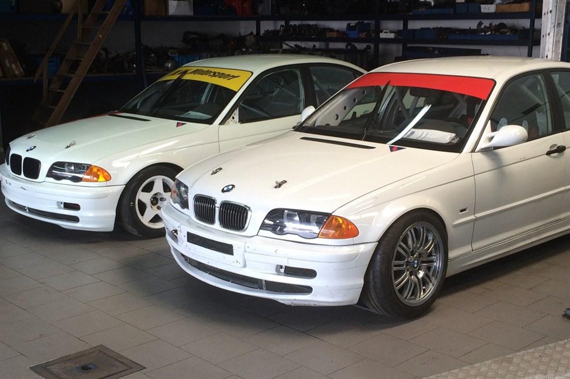 bmw motorsport e46 dtc etcc cars