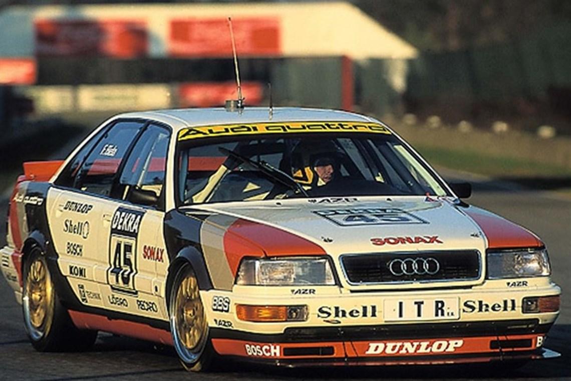 Racecarsdirectcom Audi V DTM Replica Based V Turbo - Audi v8