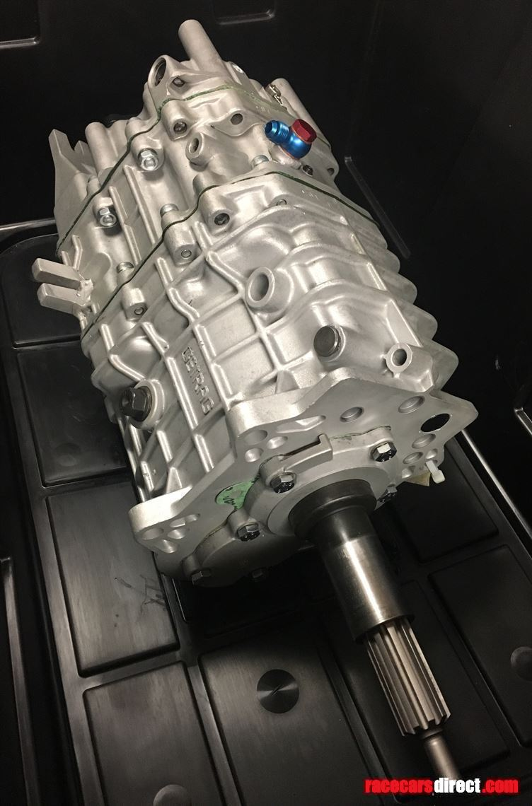 Racecarsdirect com - BMW Getrag 265/5 Group A Custom Ratio
