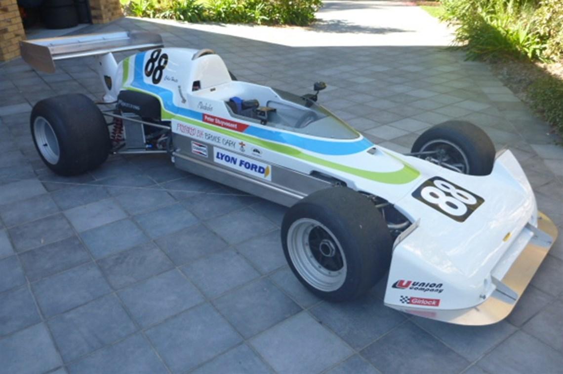 Racecarsdirect.com - Lola T360 Formula Atlantic