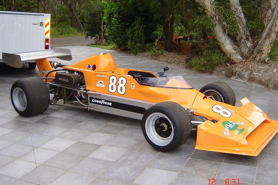Racecarsdirect.com - Lola T460 Formula Atlantic