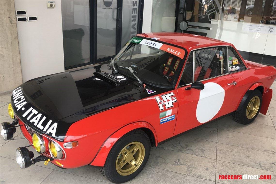 Racecarsdirect.com - Lancia Fulvia Fanalone Rallye 1.6 HF