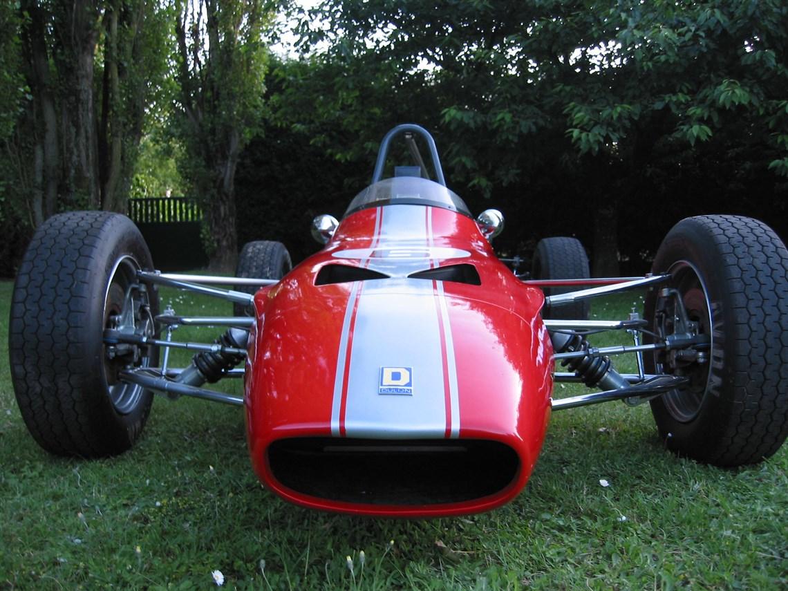 Racecarsdirect.com - Formula Ford Dulon LD4 1968