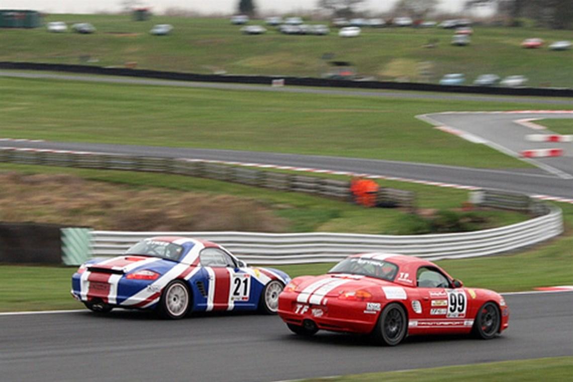 Racecarsdirect.com - Porsche Boxster Race Trackday Car