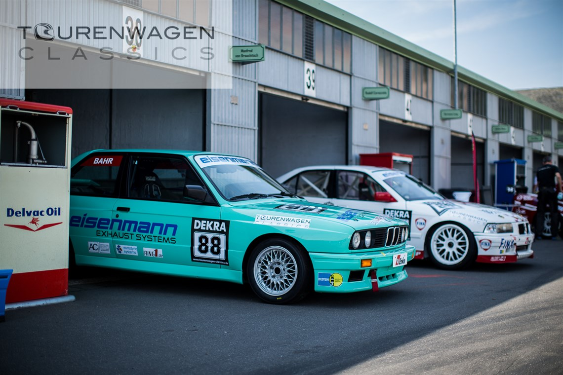 racecarsdirect - genuine bmw e30 m3 group n racecar with fia htp