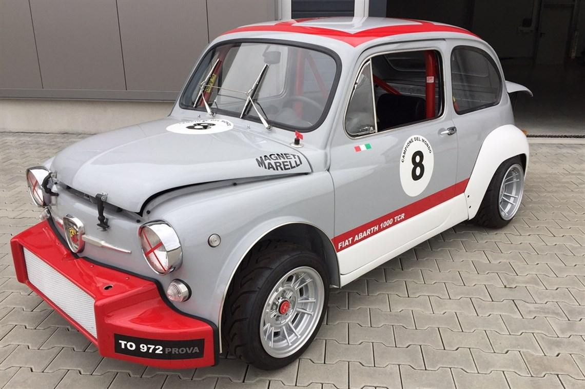 Racecarsdirect.com - Abarth 600/1000TCR Replica