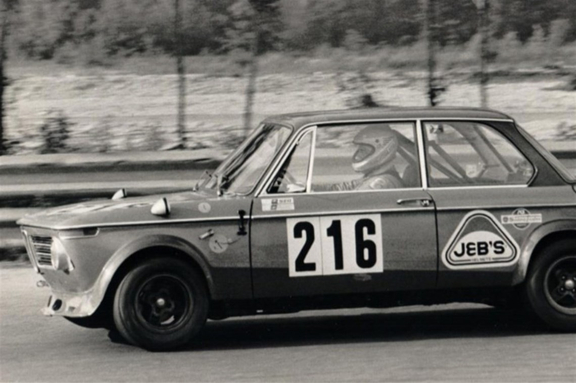 Racecarsdirect.com - 1968 BMW 2002 Ti