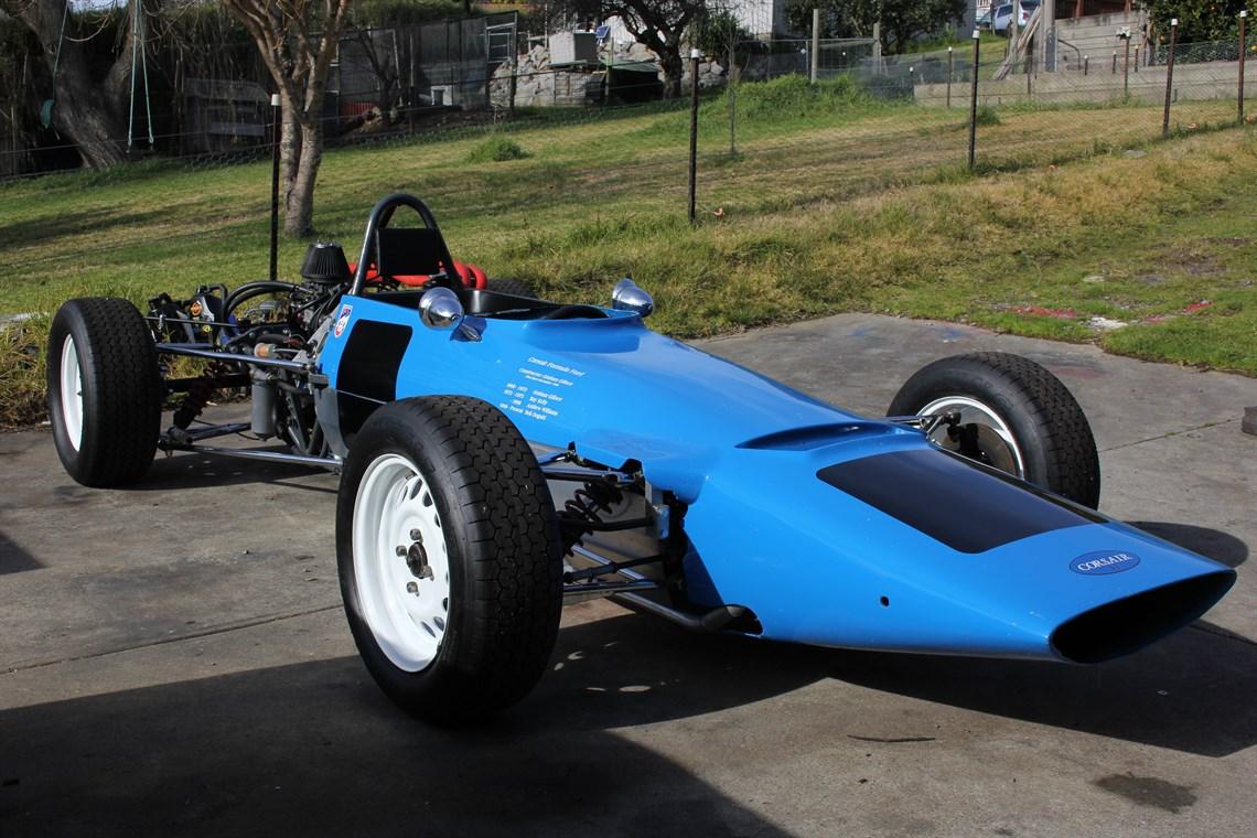 Racecarsdirect.com - Corsair Formula Ford 1969
