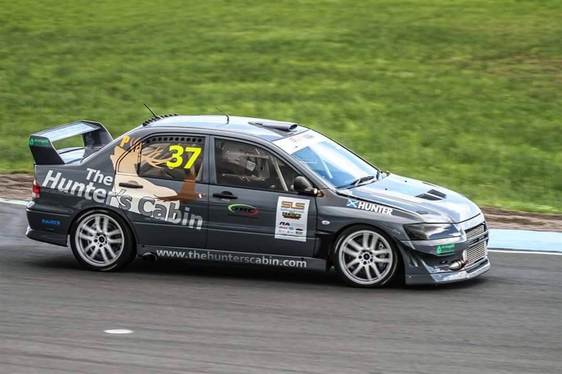 Racecarsdirect.com - Mitsubishi evo 7 time attack/hill climb car