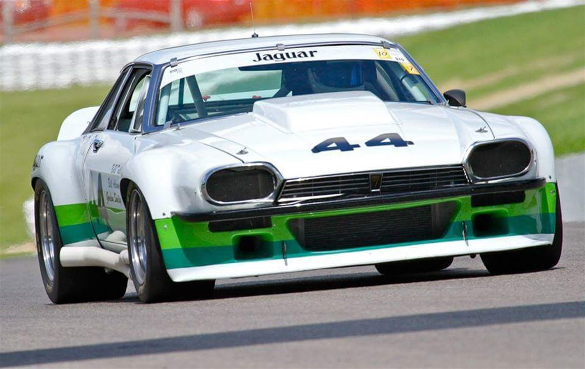 Jaguar xjs racing parts