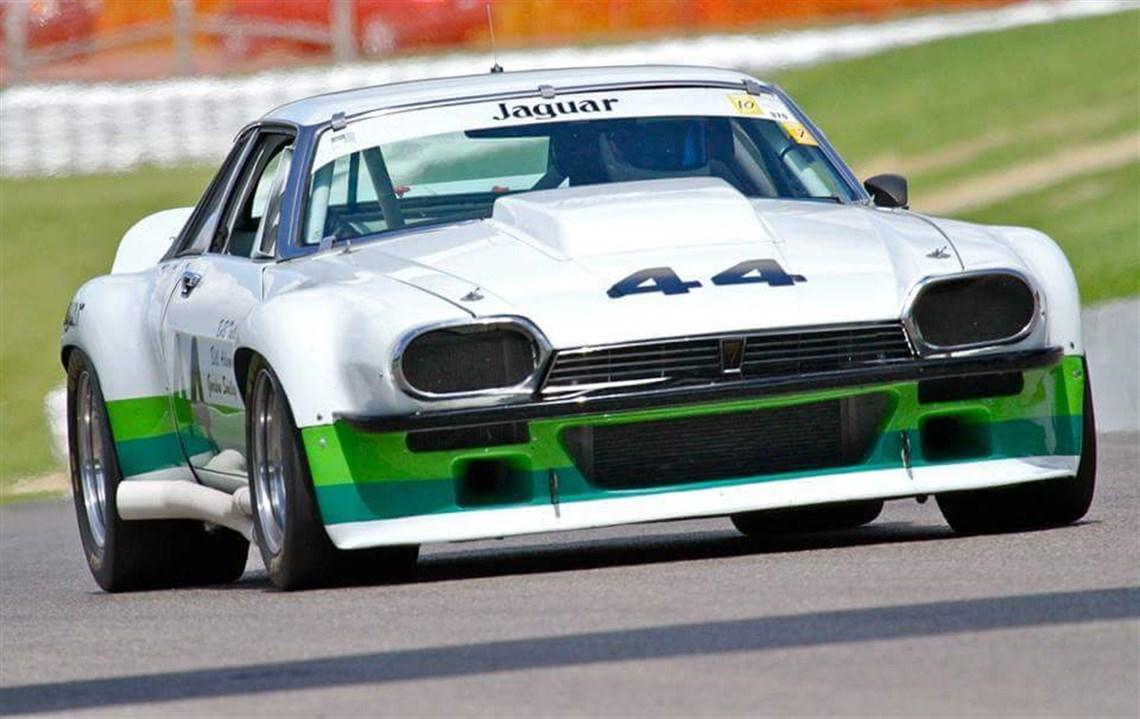 Racecarsdirect.com - 1981 Jaguar XJS - Group 44 - Bob Tullius
