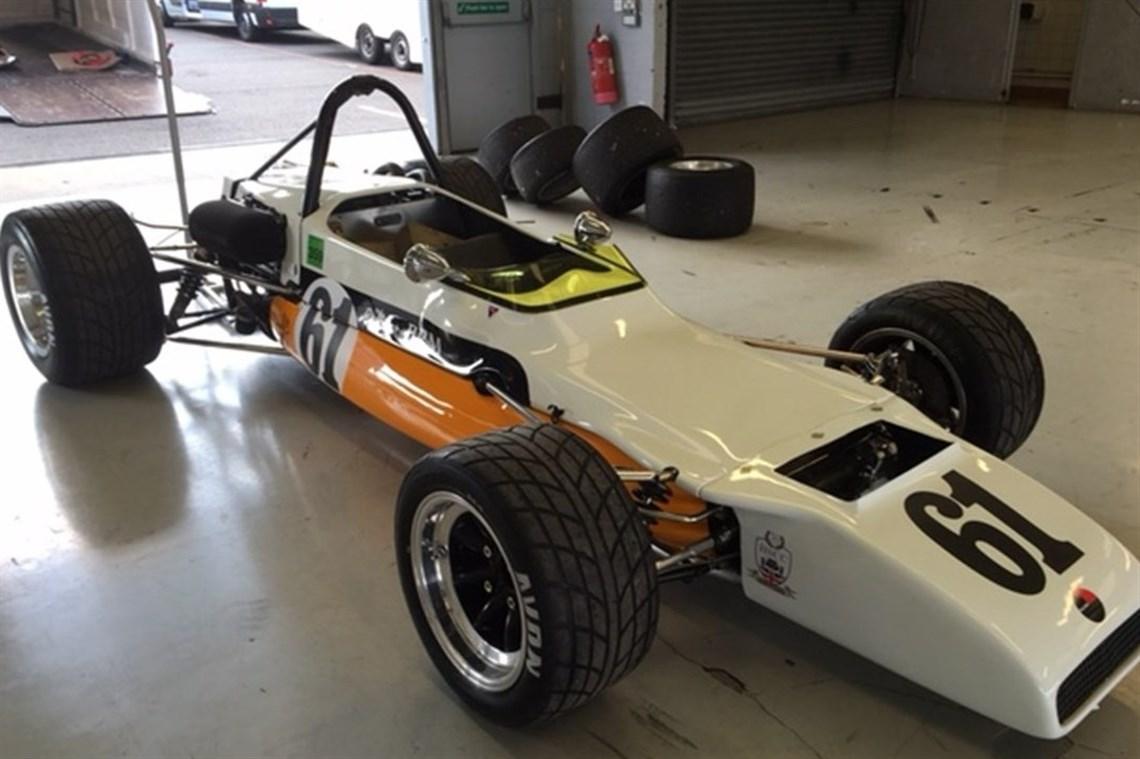 Racecarsdirect Com Palliser Formula B Atlantic