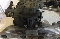 ford-crossflow-1600-carb-and-manifold