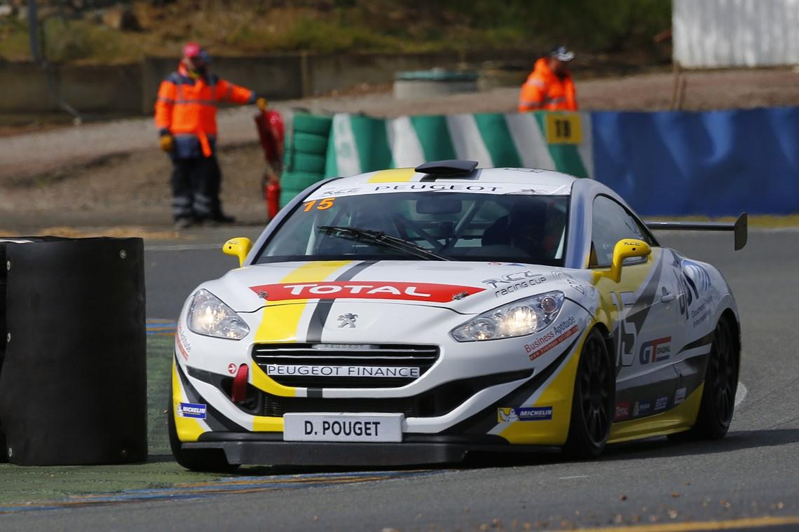Racecarsdirect.com - RCZ racing cup