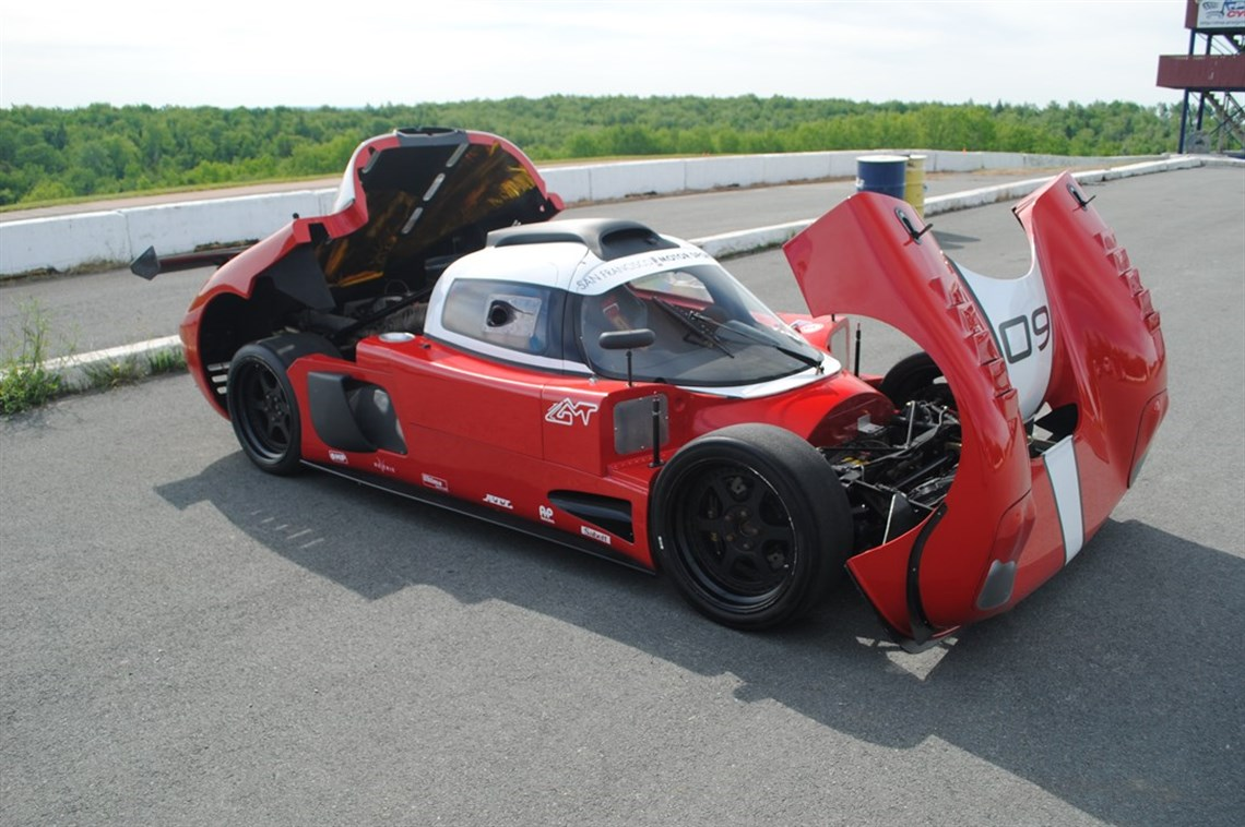 Racecarsdirect Com Ultima Gtr