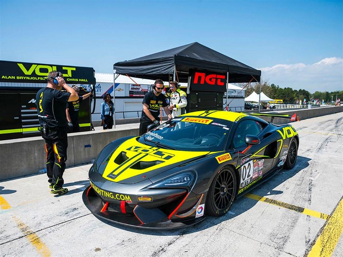 Racecarsdirect com - McLaren 570S GT4's