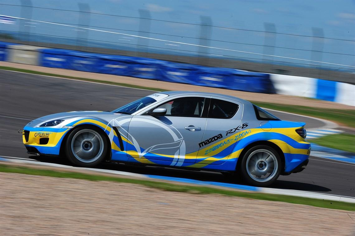 Racecarsdirect.com - Mazda RX8 - Track Day Car (2004)