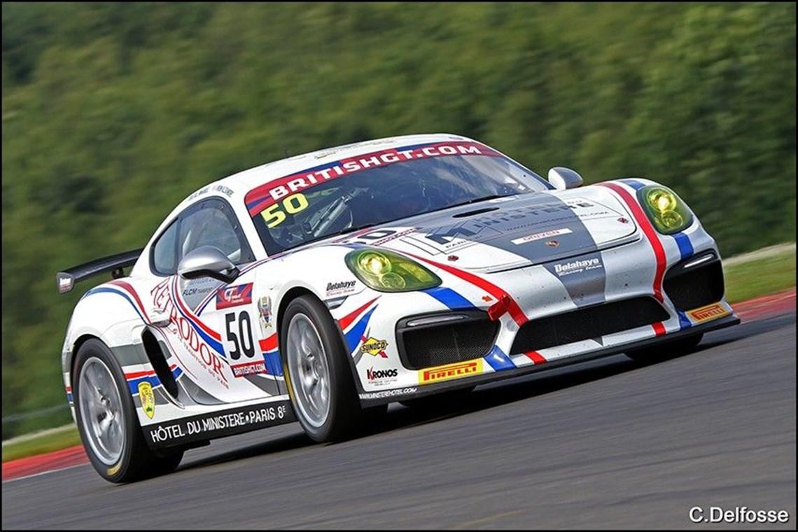 Racecarsdirect Com Porsche Cayman Gt4 Cs Mr