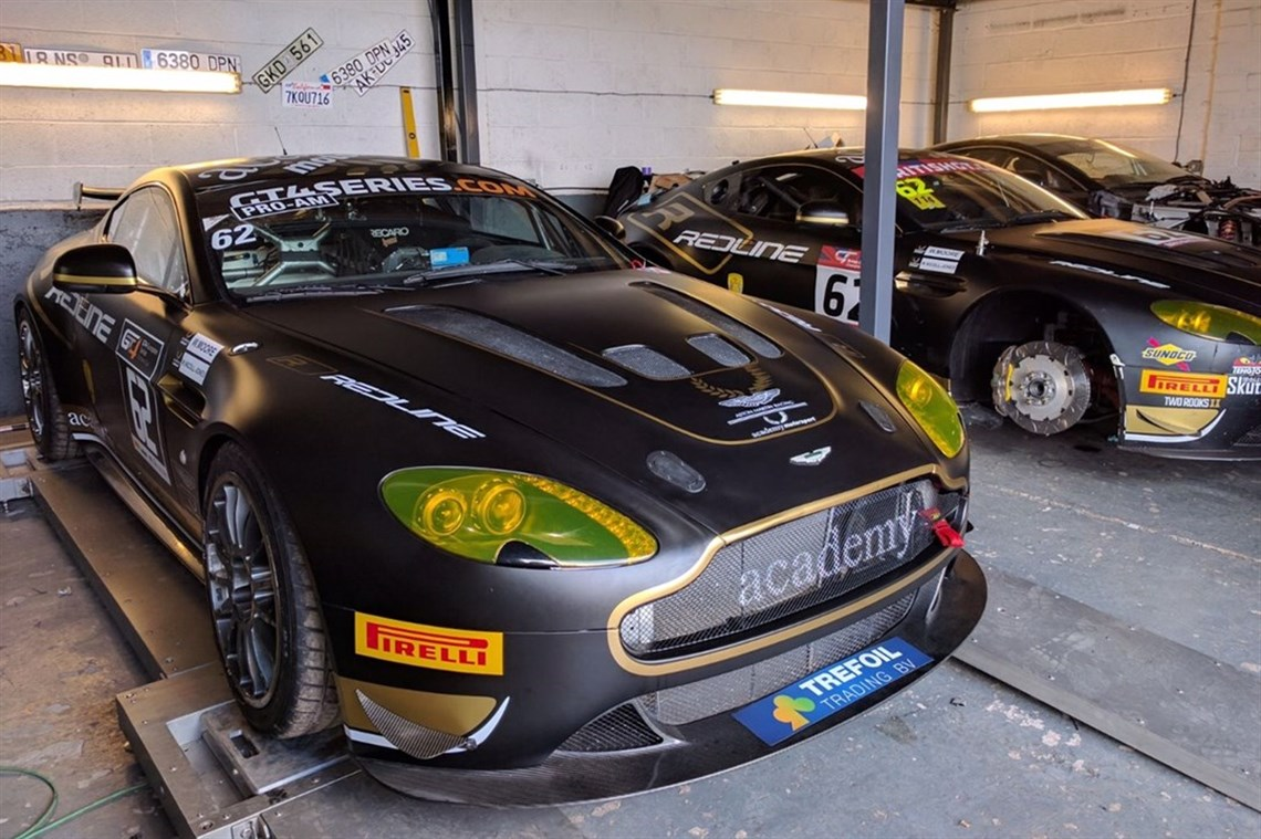racecarsdirect - aston martin vantage gt4 cars