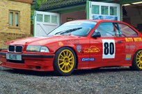 bmw-m3-32-evo-e36-race-drift-car